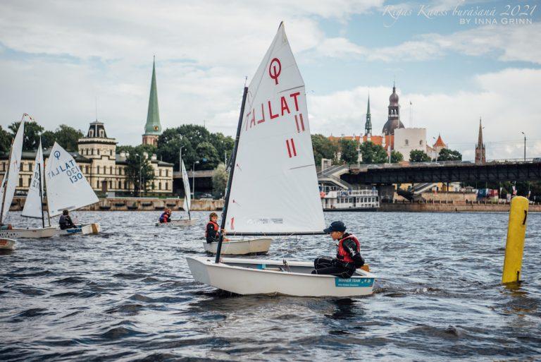 Rīgas kauss burāšanā 2021 – fotogalerija