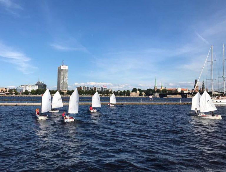 Rīgas brīvostas kausa II posms