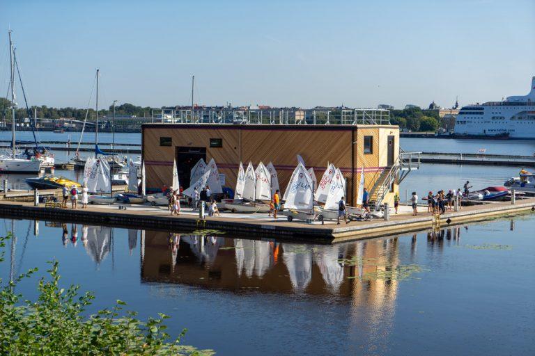 Rīgas kauss 2020 Optimist laivu klasei