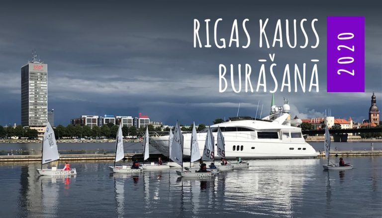 Rīgas kauss burāšanā 2020